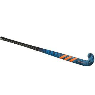 Adidas EXEMPLAR HYBRASKIN 1 20/21 Hockeyschläger | Halle | blau/schwarz/orange |