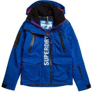 Superdry Ultimate Montain Rescue Skijacke   Herren   blue  