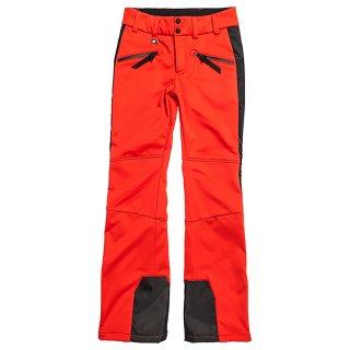Superdry Nu Slalom Slim Skihose | Damen | red black |