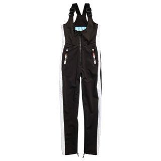 Superdry Nu Slalom Slim All Skihose   Damen   black white  