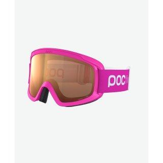 POC Pocito Opsin Skibrille   Kinder   fluorescent pink  