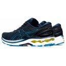 asics GEL-KAYANO 27 Running Schuhe | Herren | FRENCH BLUE DIGITAL AQUA |