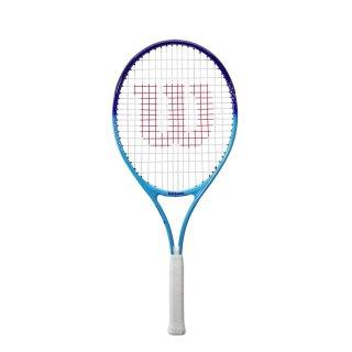 WILSON ULTRA BLUE TNS RKT 25 HALF CVR Tennisschläger   Kinder   25