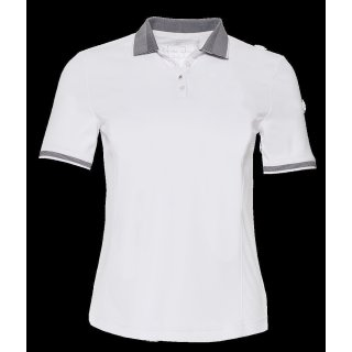 Limited Polo Paulin   Damen   white  