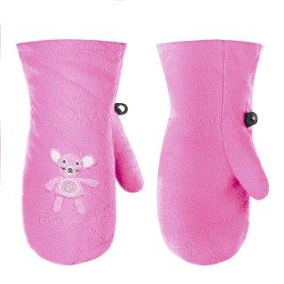 Poivre Blanc Baby Girl Handschuhe l kleine Mädchen l candy pink l