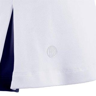 Poivre Blanc S20-4829 SKORT   Kinder   white oxford blue  