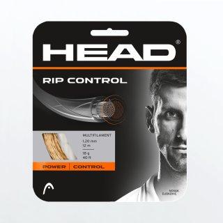 HEAD Rip Control   Tennissaite  12m Set   Natural   130