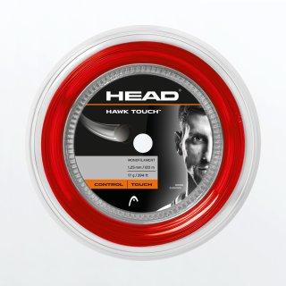 Head Hawk Touch Tennissaite | 120M Rolle | Red |