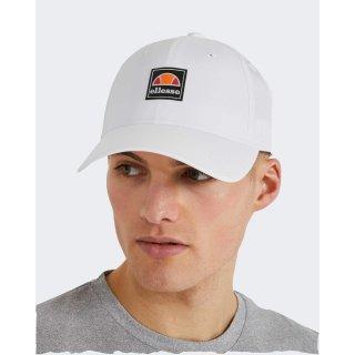 Ellesse Solna Cap | Unisex | White | ONE SIZE