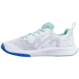 Babolat Pulsion All Court Tennisschuhe   Kinder   White Biscay Green  
